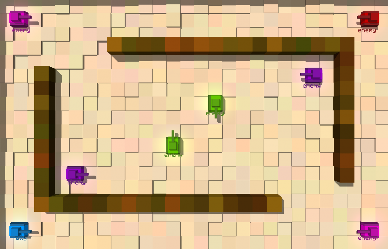 Tanks: The Crusades How to Create Levels