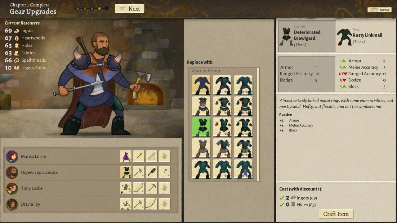 Wildermyth Mods for Playing Lazy (Mods Recommand)