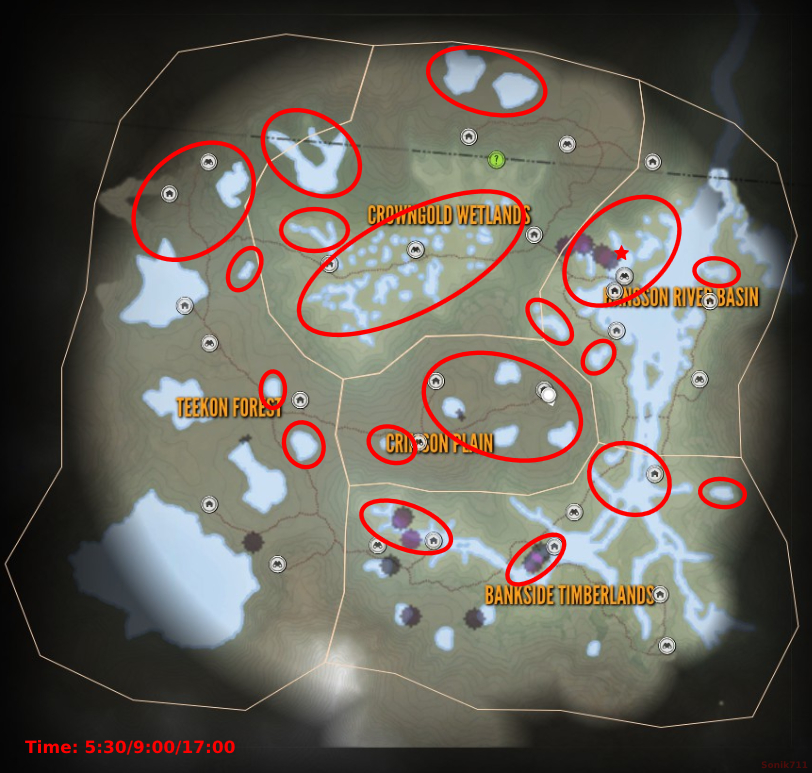 theHunter: Call of the Wild Best Hunting Spots (Diamonds & Fast Money)