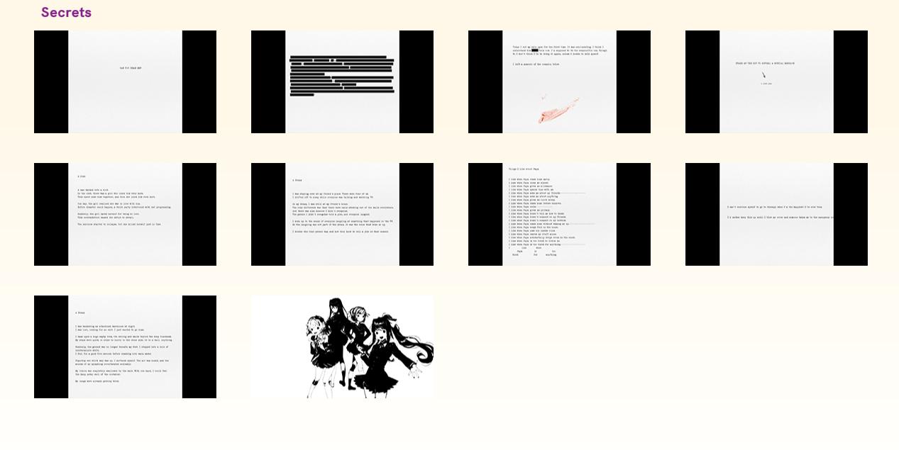 Doki Doki Literature Club Plus! Unlocking All Images (Wallpapers, CGs, Poems, Sketches etc)