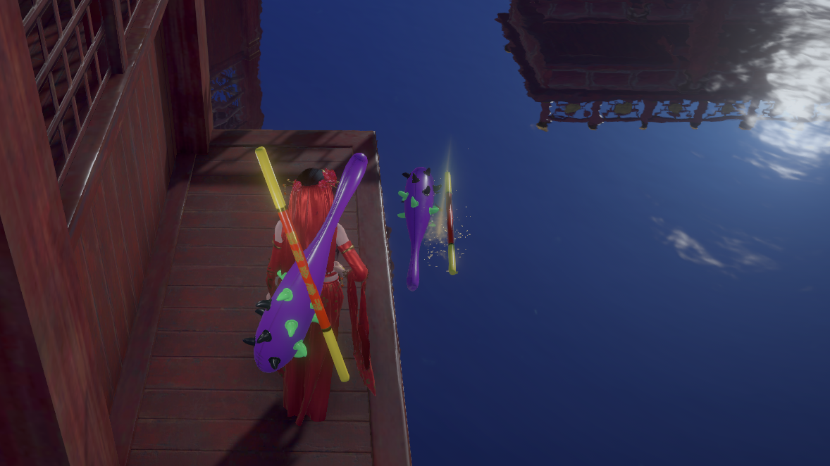 Bloody Spell How to Get Inflatable Weapons