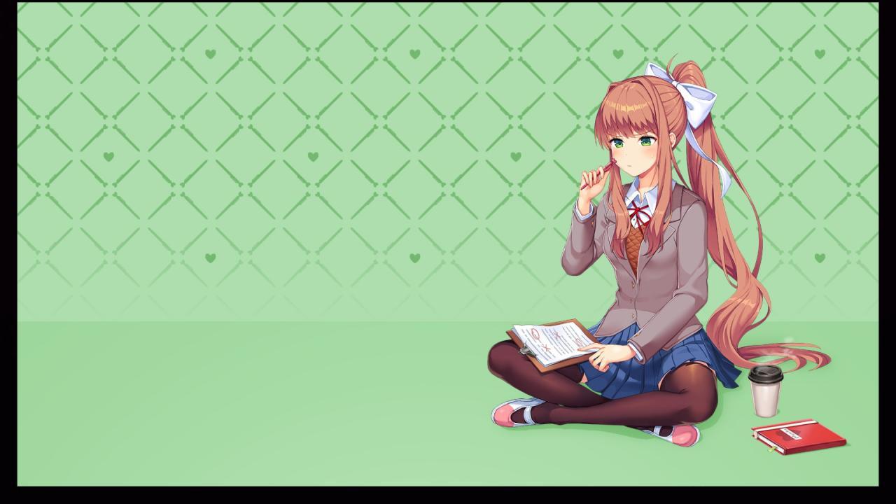 Doki Doki Literature Club Plus! Detailed Character Story Guide