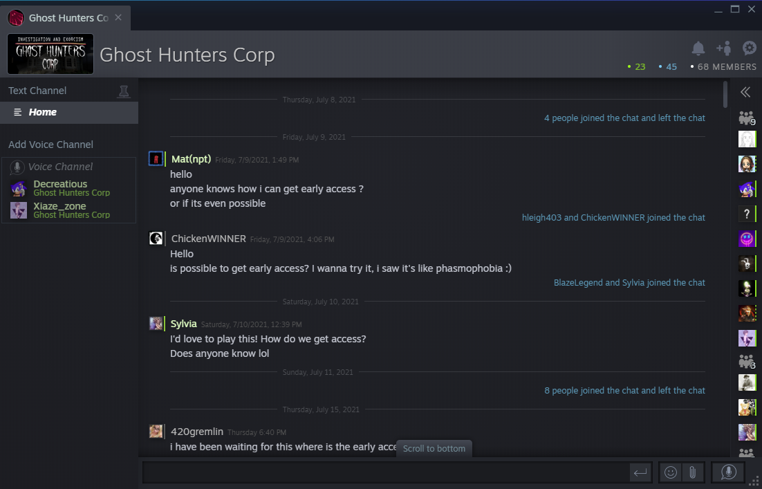 Ghost Hunters Corp How to Find Other Multiplayer Session