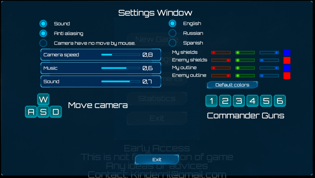 Edge Of Galaxy Basic Guide For Beginners (Gameplay, Navigation, Combat)