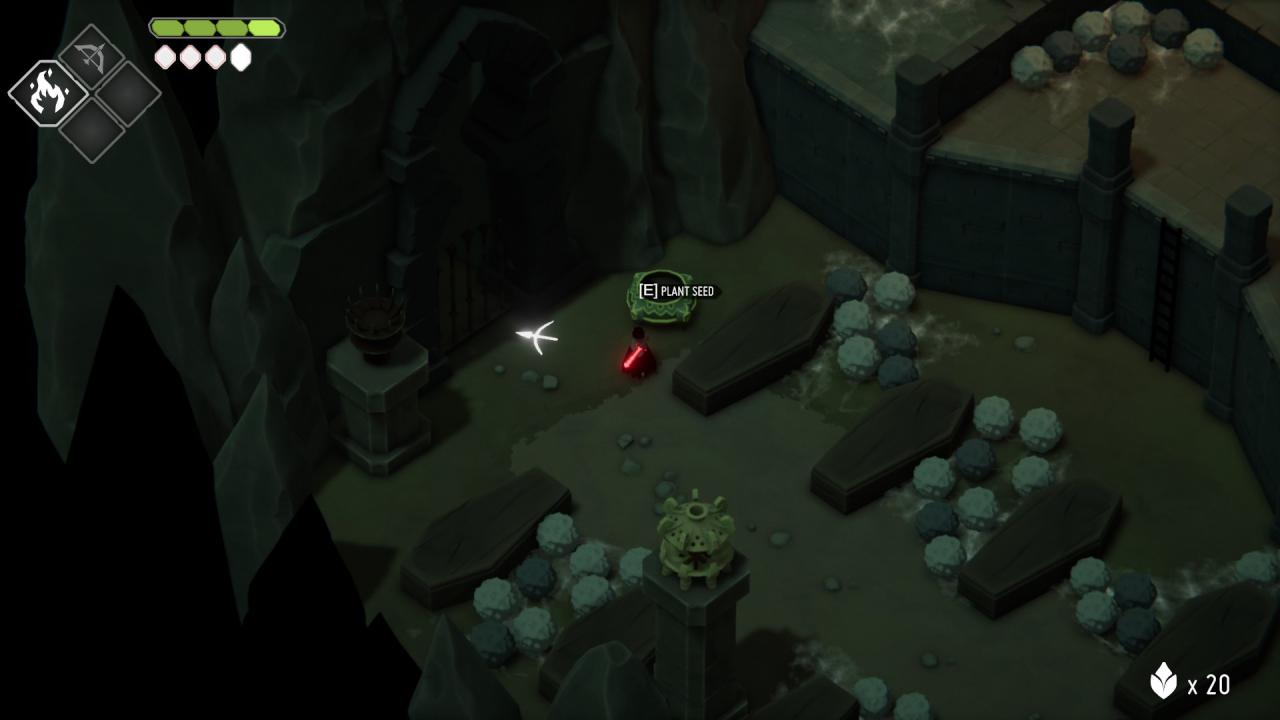 Death's Door All Seeds and Seedpots Locations Guide