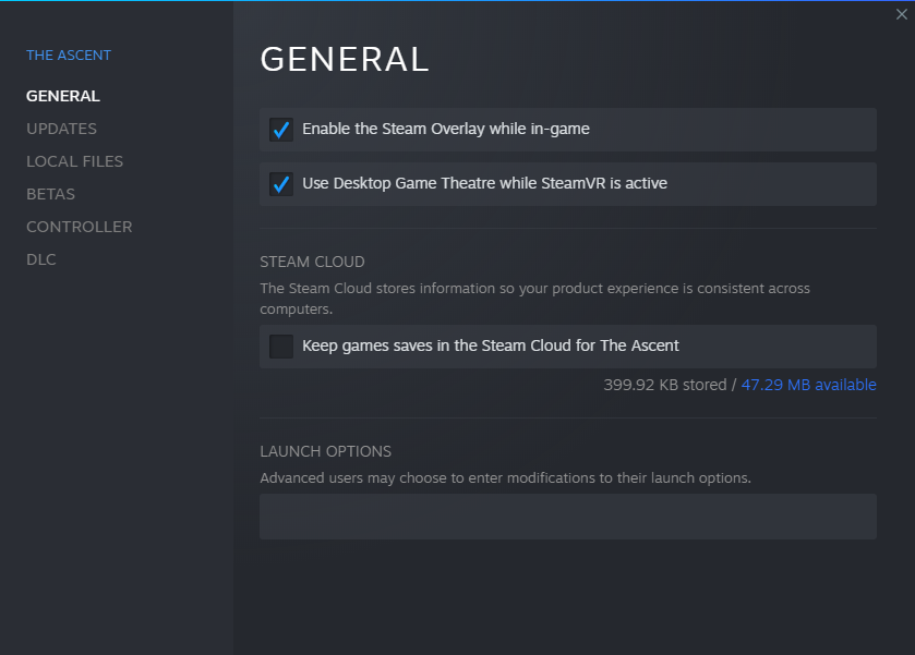 The Ascent How to Transfer Game Pass Save to Steam