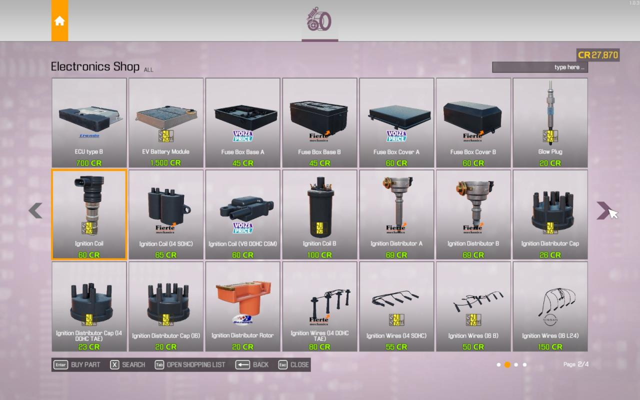 Car Mechanic Simulator 2021 How to Fix Unable to Buy ABS Module