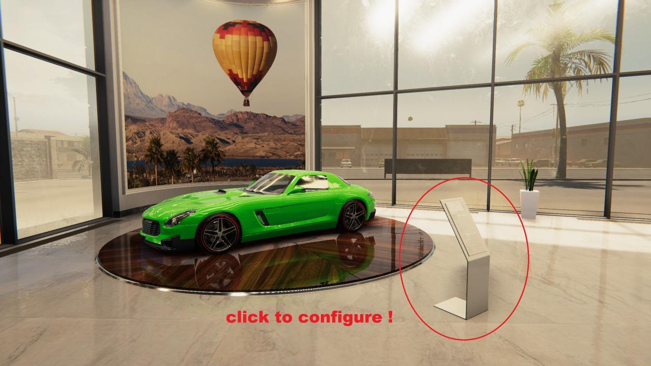 Car Mechanic Simulator 2021 4th Car Spot in Car Salon