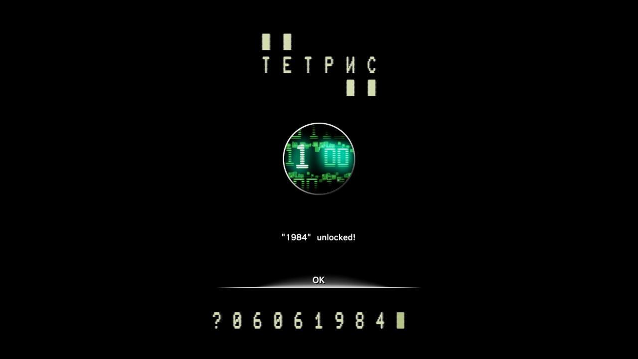 Tetris Effect: Connected How to Unlock Secret Levels 1984/1989