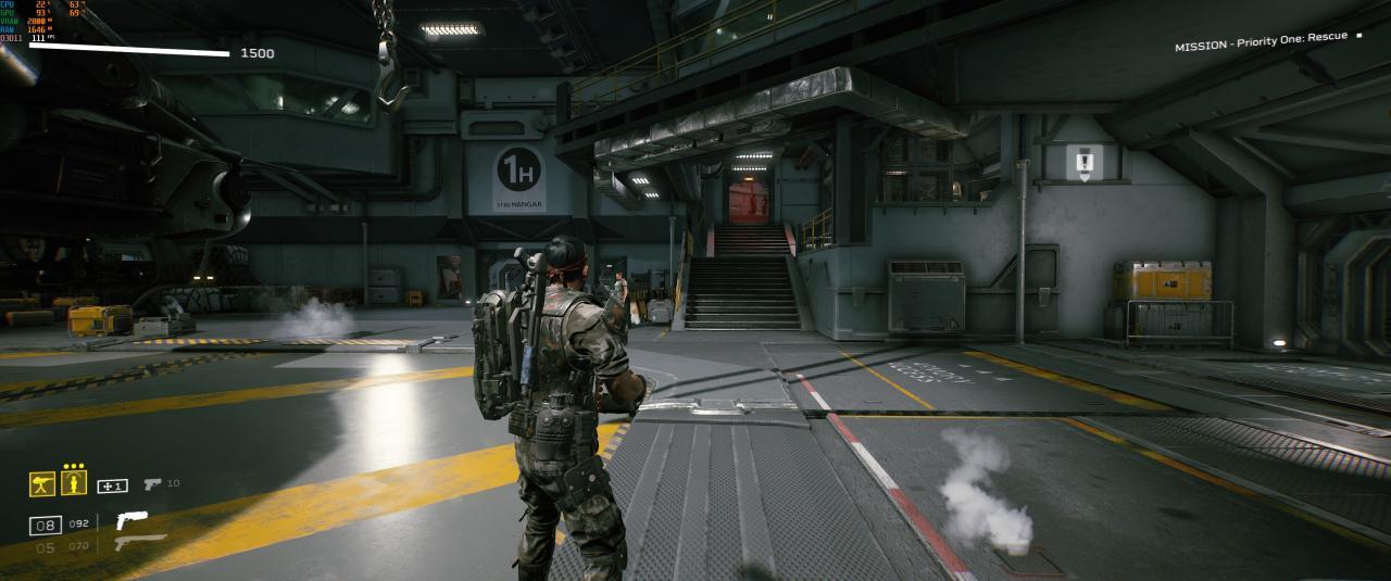 Aliens: Fireteam Elite How to Modify the FOV