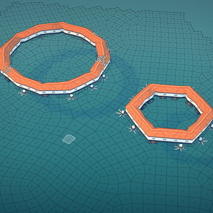 Townscaper How to Make Floating Cities