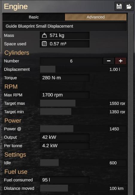 Sprocket Engine and Transmission Design