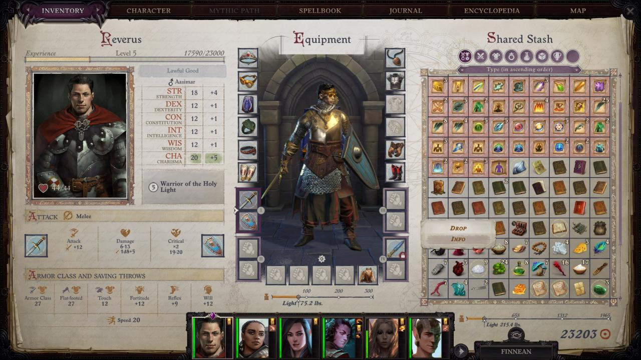 Pathfinder: Wrath of the Righteous Reading Benefits