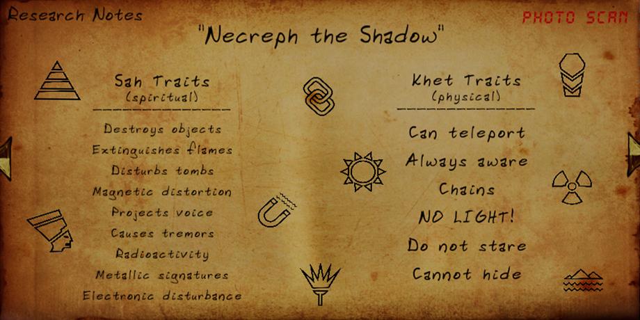 FOREWARNED Mejai Types Guide