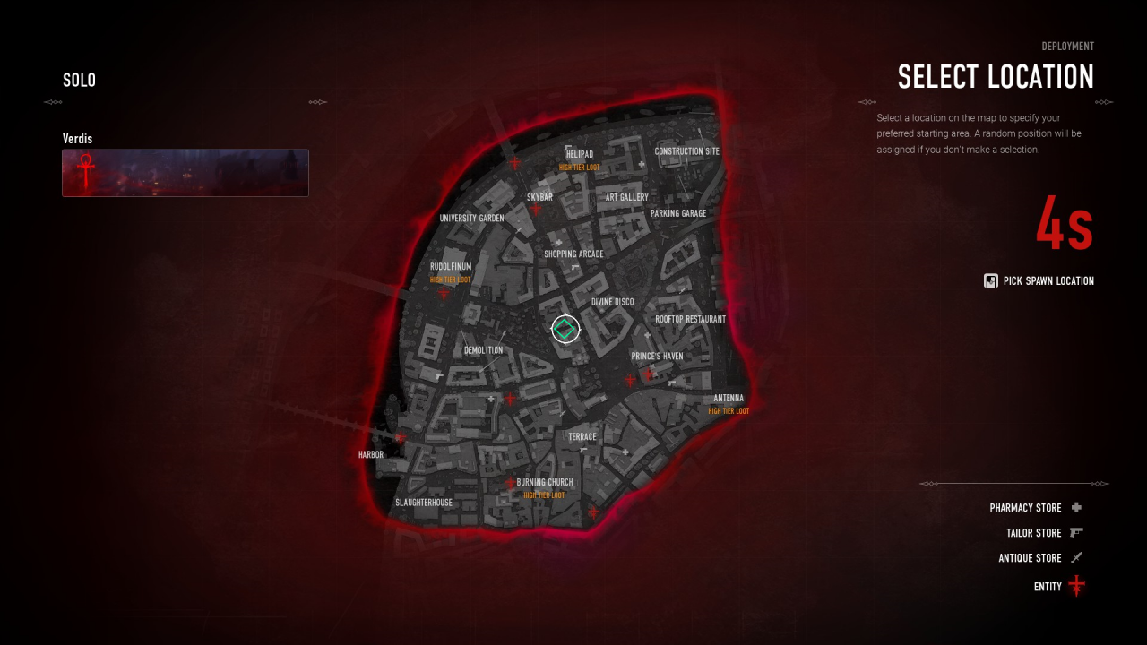 Bloodhunt Bloody Roots Questline Guide