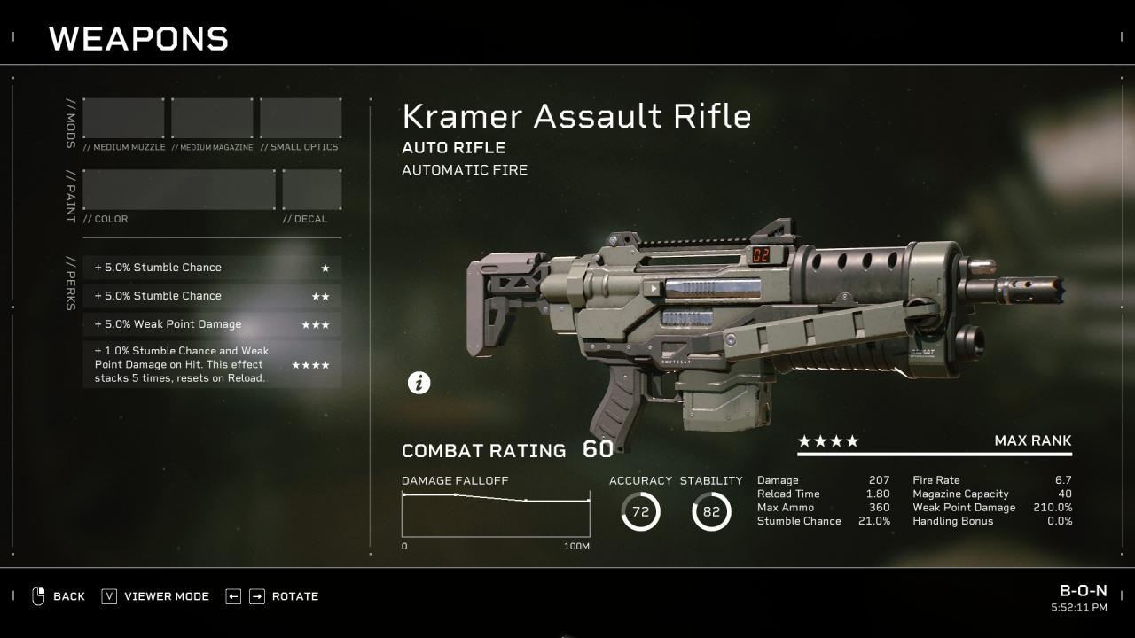 Aliens: Fireteam Elite Secret Perks and Weapons