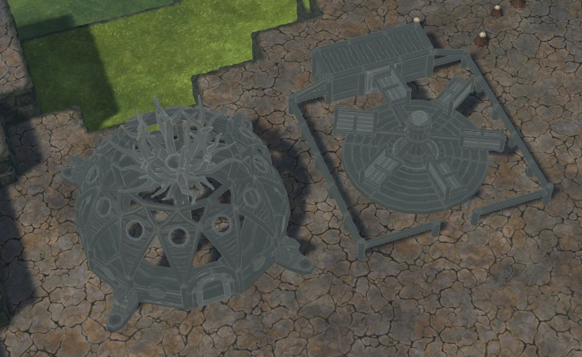 Timberborn All Building Shapes and Sizes List