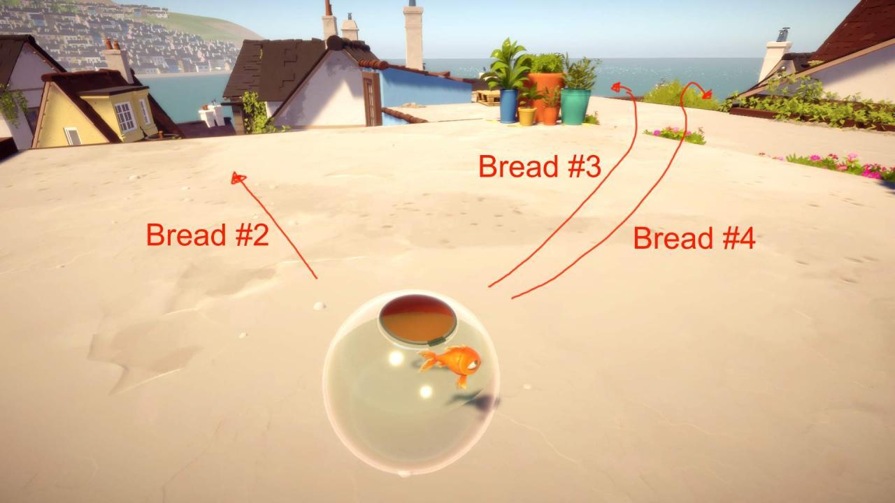 I Am Fish Complete Bread Locations Guide