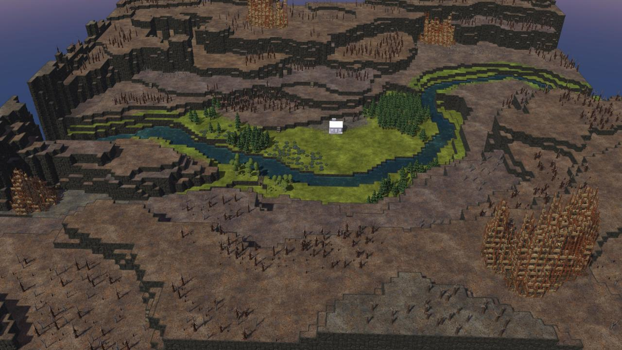 Timberborn Complete Beaver Maps Guide
