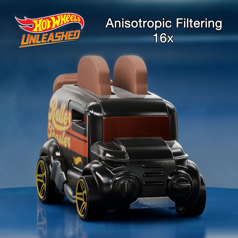 HOT WHEELS UNLEASHED How to Improve Image Quality