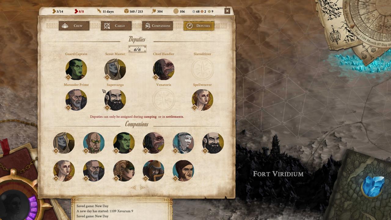 Vagrus - The Riven Realms Party Companion Guide