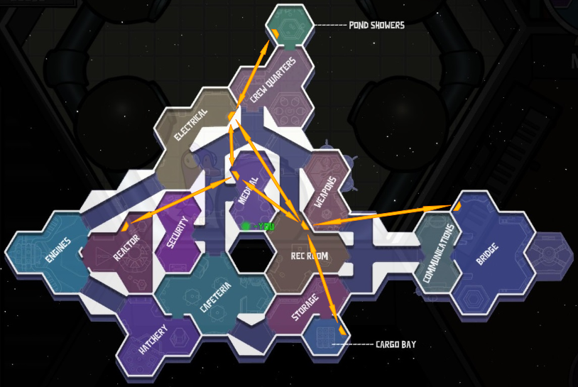 Goose Goose Duck Maps Guide